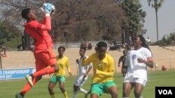 Lokhe Engqikilana Amaqembu Kumdlalo weCOSAFA Women's Championships