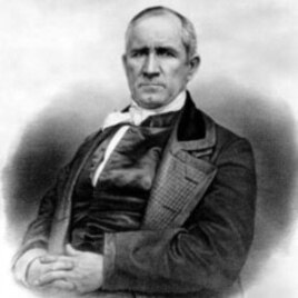Sam Houston in 1848