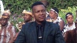 Bornman Khumalo: INkosi uBulelani Lobengula Khumalo Uqoqa Abantu Ukwenzela Ukuvuselela uMthwakazi
