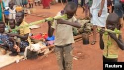 'Yan gudun hijira daga Sudan ta Kudu