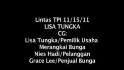 Lisa Tungka, Pemilik Usaha Merangkai Bunga - Liputan Feature VOA November 2011