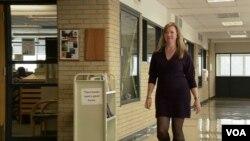 Samanta Hevilend, direktorka centra za savetovanje u školama okruga Denver, inače preživela masakr u Kolumbajnu