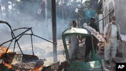 کوئٹہ: دھماکے میں9 افراد ہلاک متعدد زخمی