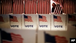 New Hampshire Votes in Primary Election