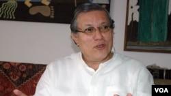 Oscar René Vargas, junto a su hermano Gustavo Adolfo realizaron el rescate a Daniel Ortega de un operativo que la Guardia de Somoza realizaba contra guerrilleros sandinistas en 1967. Foto Daliana Ocaña