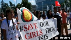 Anniversary of Sinjar Massacre.