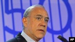 Ο επικεφαλής του ΟΟΣΑ, Ανχέλ Γκούρια