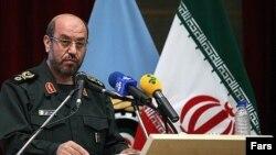 حسین دهقان وزیر دفاع جمهوری اسلامی ایران