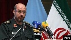 حسین دهقان وزیر دفاع ایران