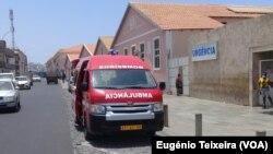 Hospital Central Dr. Agostinho Neto, Praia, Cabo Verde