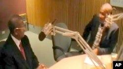 Ziyarar Alhaji Mohammed Indimi zuwa VOA Hausa