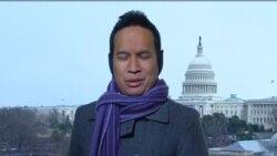 Tradisi Inaugurasi Presiden AS - VOA Live untuk Liputan 6 SCTV