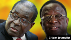 VaRobert Mugabe naVaEmmerson Mnangagwa