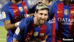 Lionel Messi, 13 décembre 2016.