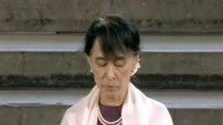 Suu Kyi continúa visita a Gran Bretaña
