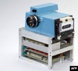Kodak şirketinin 1975 yılında imal ettiği ilk dijital kamera