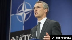 """Генералниот секретар на НАТО Јенс Столтенберг: """"Обединети сме во цврстата солидарност со нашиот сојузник Турција"""""""