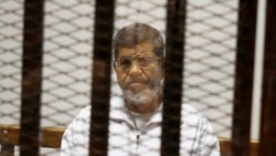 သမၼတေဟာင္း Morsi အီဂ်စ္တရားခြင္မွာ ေသဆံုး