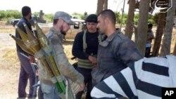 Pobunjenci u Kusairu spremaju se da odgovore na napad trupa sirijske vlade