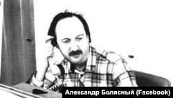 Александр Болясный, главный редактор журнала «Кругозор»