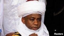 Mai Alfarma Sarkin Musulmi Muhammadu Sa'ad Abubakar (III).
