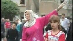 2012-05-01 粵語新聞: 敘利亞迫擊砲襲擊死10人