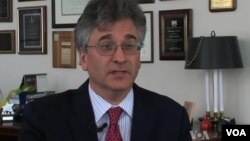 New York City Probation Commissioner Vincent Schiraldi (A. Phillips for VOA)