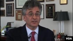 Komesar odjela za uvjetnu slobodu u New Yorku Vincent Schiraldi