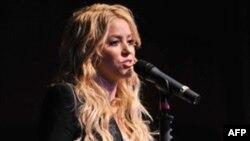 Shakira në komisionin këshillimor të Presidentit Obama për arsimin e hispanikëve