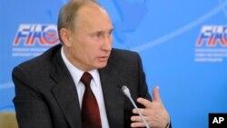 普京被批評對俄中關係言行不一。