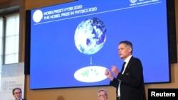 د نوبل د ۲۰۲۰ دجایزې وروستی ګټونکی بله دوشنبه اعلانیوي