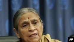 Ela Bhatt (file)