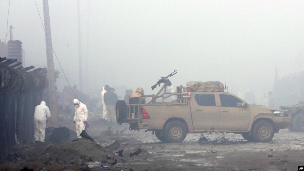 British Group: Briton Among 5 Killed in Taliban Raid