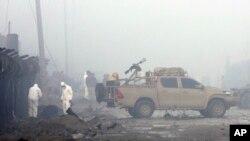 Geçen hafta Afganistan'ın başkenti Kabil'de yine bir terör saldırısı yaşandı