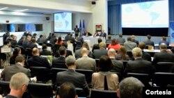 Más de 100 participantes de 35 países participan en el taller que busca facilitar el intercambio de experiencias y conocimiento entre los responsables de ciberseguridad de los países de América Latina y el Caribe.