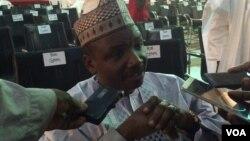 Darekta-janar na Hukumar NDE, Dr. Nasiru Ladan Mohammed A Maiduguri