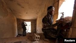 YPG döyüşçüsü