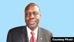 Former South Sudanese Justice Minister John Luk Jok