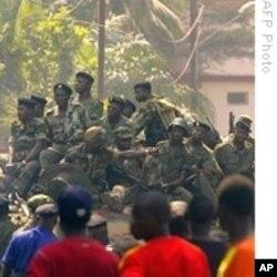 Guinea's military