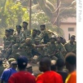 Guinea's military junta