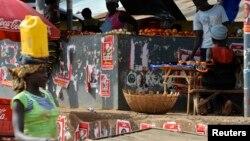 Mercado em Gorongosa