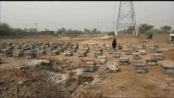 لاہور کا شمشان گھاٹ بنیادی سہولتوں سے محروم