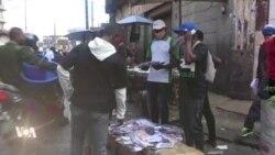 Les masques et les remèdes traditionnels explosent sur les marchés de la Grande île