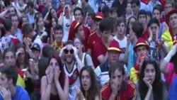 西班牙出局衛冕世界杯失敗