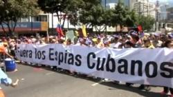 Expectativa ante reunión Capriles-Maduro