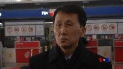 南韓傳媒稱北韓高官前赴芬蘭 會見前美國外交官 (粵語)