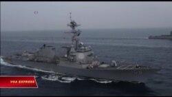 Mỹ, Nhật phô diễn sức mạnh sát Bắc Triều Tiên