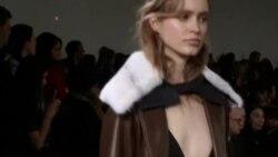 美国万花筒:吴季刚纽约时装周推出最新设计