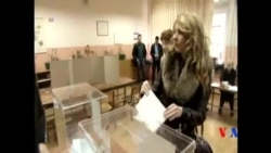 2014-03-16 美國之音視頻新聞: 塞爾維亞舉行國會選舉