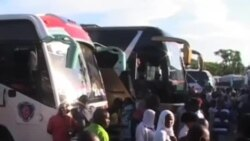 Mgomo wa mabasi ya abiria Tanzania VOA MItaani